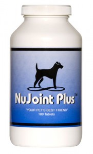 NuJoint Plus for your pets bones and joints